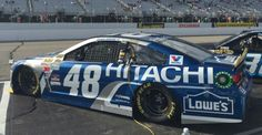 Jimmie Johnson starting 5th @ New Hampshire on Sunday.