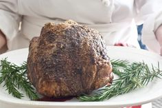Leg of Lamb with Fresh Mint Sauce is roasted with rosemary and studded with garlic. It's the perfect Easter meal or Sunday supper recipe. The recipe's here! Lamb Sauce, Boneless Leg Of Lamb, Roast Lamb Leg, Mint Sauce, Sunday Suppers, Supper Recipes, Fresh Mint, Easter Recipes, Steak