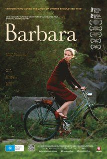 Barbara (2012) ||  A doctor working in 1980s East Germany finds herself banished to a small country hospital.  Director: Christian Petzold Writers: Christian Petzold (screenplay), Harun Farocki (collaborator on screenplay) Stars: Nina Hoss, Ronald Zehrfeld, Rainer Bock