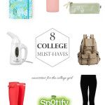 8 College Girl Must Haves