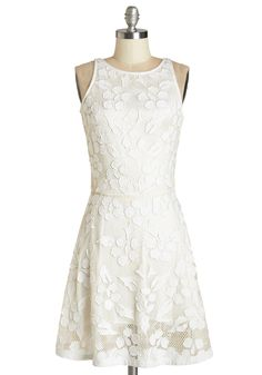 Fancy-Free Afternoon Dress | Mod Retro Vintage Dresses | ModCloth.com