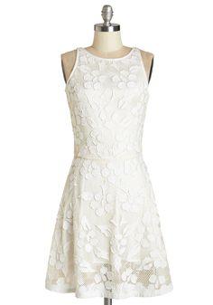 Fancy-Free Afternoon Dress   Mod Retro Vintage Dresses   ModCloth.com