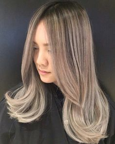 Smokey! Colour by Diana @dvcolour @diana_vivi, Cut & Styled by Anya @hair_by_anya. Ashblonde, blondeash, colourmelt, handpainted, balayage, olaplex, fiorio, fioriosquareone, fioriosalon, hair, beauty, style, fashion, revlon, revlonprofessional, mississauga, squareone, besthairsalon, toronto, instahair, picoftheday, salon, pretty, cute, hairstyle, healthyhair, beautiful, haircut, texture, blonde.