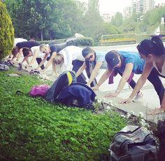Sokakta Spor Yapma Çetesi İş Başında: Ankaralılara Ücretsiz Spor Yaptıran Bu 2 Spor Eğitmeniyle Tanışın