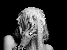 Courtney Love photos by Hedi Slimane
