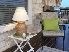 Turn a solar light into the best accessory for your patio
