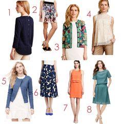 Spring Fashion - Work Wardrobe Update