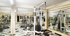 Royal Plaza Hotel Gym