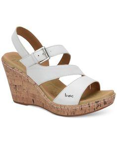 b.o.c Schirra Wedge Sandals
