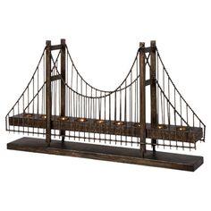 Brooklyn Bridge Candleholder  at Joss and Main