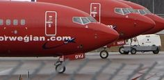 Parked Boeing aircrafts belonging to budget carrier Norwegian Air are pictured at Stockholm Arlanda Airport March REUTERS/Johan Nilsson/TT News Agency Airline Travel, Airline Flights, Air Travel, Travel Europe, Travel Tips, Travel Hacks, Travel Guides, Travel Destinations, British Airways