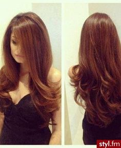 My natural hair color...if only mine looked like that... :)