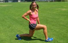 Getting small aches and injuries playing tennis? It could be time to get your hips in shape.