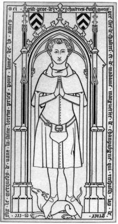 Pierrot de Chastres (1349)