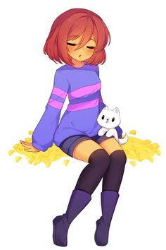 Read Kitty cat from the story Chilling and getting risky With Frisk-y by -Drunk-Chara- (Goro Majima) with 327 reads. Frisk: i got a. Undertale Comic Funny, Anime Undertale, Undertale Drawings, Undertale Ships, Undertale Cute, Frisk, Frans Undertale, Chef D Oeuvre, The Villain