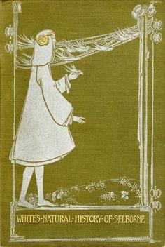 """"""" attractive art nouveau cover design by Jessie M King c1904 """""""