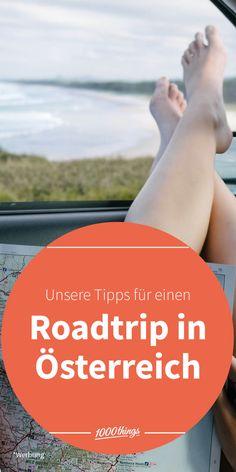 Packt eure Lieblingsmenschen ein und aktiviert die Navigations-App in eurem Smartphone. Gemeinsam mit Ford präsentieren wir euch nämlich unsere Tipps für ein paar abenteuerliche Roadtrips durch Österreich! Roadtrip, Smartphone, Ford, Road Trip Destinations, Couple, Tips, Summer Recipes, Ford Expedition