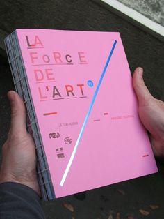 Centre national des arts plastiques coédite, avec la Réunion des musées nationaux, le catalogue de La Force de l'Art, triennale organisée en 2006 et en 2009 au Grand Palais, consacrée à l'art en France et à ses créateurs. Frédéric Teschner, 2009