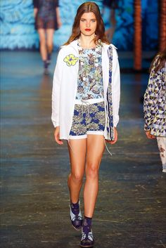 Anna Sui New York - Spring Summer 2016 Ready-To-Wear - Shows - Vogue.it