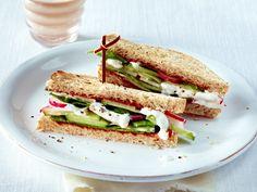 Frühstück - Rezepte für jeden Tag - salat-sandwich  Rezept