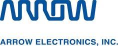 Il logo ufficiale di Arrow Elctronics.