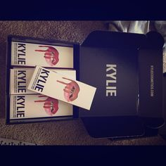 Lipkit by Kylie in Mary Jo K and 22 So hard to get! Amazing deal for two lipkits!!! New and in box, never opened! Kit includes liner and liquid lipstick. Matte formula is pleasantly moisturizing, not drying like most matte lipsticks! Kylie Cosmetics Makeup Lipstick