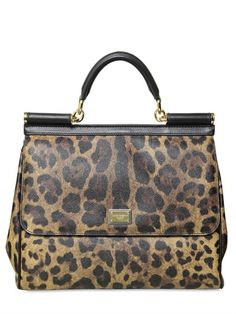 Leaping Leopards! Wouldn't Want to Get Caught Out in the Wild with These 3 Dolce & Gabbana Originals!