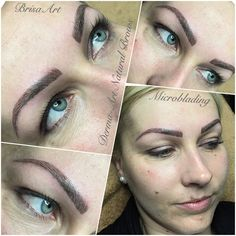 Derma-Art Natural Brows•microblading•permanentmakeup•www.brisaart.hu