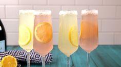 Lemonade Mimosas  - Delish.com