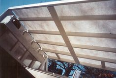 Attrayant Fiberglass Roof Panels