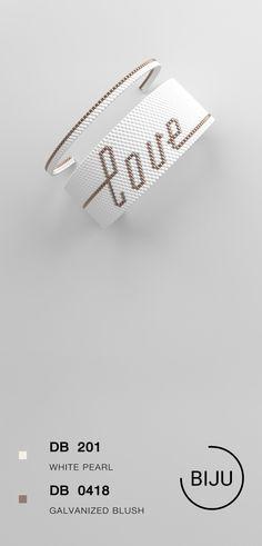 US$4.72 peyote bracelet pattern, peyote pattern, miyuki pattern, odd count, stitch pattern, pdf file, pdf pattern, #14BIJU