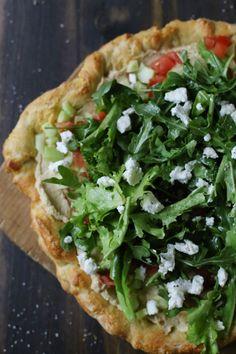 ... Pasta's & Pizza's on Pinterest   Arugula pizza, Kale pasta an...