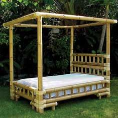 Bamboo Bed , Find Complete Details about Bamboo Bed,Bed from Beds Supplier or Manufacturer-TreLang Co. Bamboo Furniture, Bed Furniture, Cheap Furniture, Outdoor Furniture, Rattan, Queen Canopy Bed, Cabin Style Homes, Bamboo House, Bamboo Fence