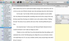 How Scrivener Lets You Write a Book as a Series of Scenes, Without Forcing You Into a Linear Structure Too Early.