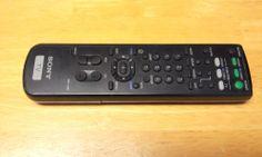 Sony RM-Y165 REMOTE to KV-27S40 -27S42 27V40 27V42 32S40 32S45 32V40 TV ✚TESTED