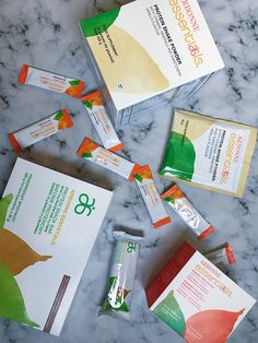 Arbonne have such a great range of nutrition goodies.  Be it a snack, a shake, a tea, an energy boost, they've got you covered!