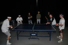 Hot Ping on Pong action!