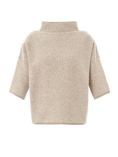 Max Mara Alton sweater MATCHESFASHION.COM #MATCHESFASHION