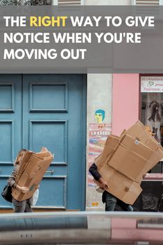 Here's how to give your apartment management the proper notice before moving on. Moving Tips, Moving Out, Apartment Guide, Front Porches, Moving Hacks, Front Porch, Porch, Front Door Porch, Porches
