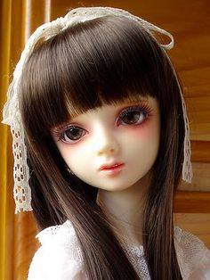 DOLL - I would love to have one of these dolls...