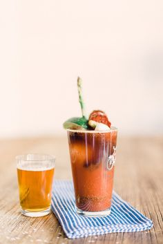 ... Throw a Party} on Pinterest | Pool Floats, Bloody Mary and Ginger Beer