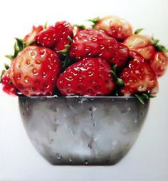 "Saatchi Online Artist dongwook Lim; Painting, ""Delicious"" #art"