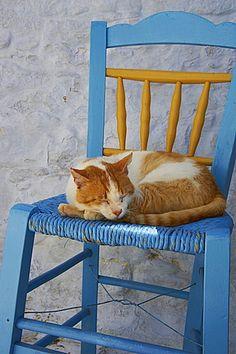 Chora, Amorgos, Cyclades, Aegean, Greek Islands, Greece, Europe