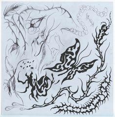 Piercings, Piercing Tattoo, Aesthetic Tattoo, Aesthetic Art, Pretty Tattoos, Cute Tattoos, Art Sketches, Art Drawings, Mode Kawaii