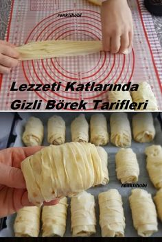 Pasta Recipes, Cooking Recipes, Savory Pastry, Tasty, Yummy Food, Turkish Recipes, Hot Dog Buns, Family Meals, Tea Time