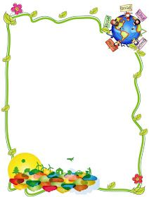Borders For Notebooks Page Borders Design, Border Design, Borders For Paper, Borders And Frames, Photo Frame Wallpaper, Best Friend Birthday Cards, Book And Frame, Newspaper Art, School Frame