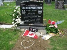 Corey Haim. Best known for his 1980s Hollywood career as a teen idol. He starred or co-starred in a number of films such as Lucas, Murphy's Romance, The Lost Boys, License to Drive and Dream a Little Dream. He also collaborated numerous times with actor Corey Feldman. Pardes Shalom Cemetery   Maple  Ontario, Canada  Plot: Elm Road, Phase 5, Section
