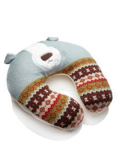 Aroma dog neck pillow
