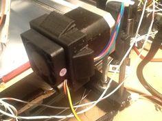 NEMA17 to 40mm Fan Adapter by nateduffy.