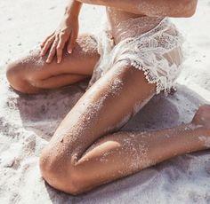 sand + lace